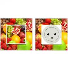 interrupteur cuisine stickers interrupteurs pas cher à coller dans les pièces de la