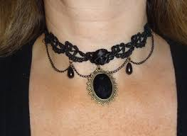 choker necklace store images Born pretty store elegant black lace choker necklace jpg