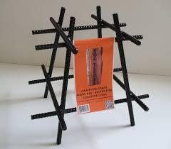 amazon com log teepee campfire grate home u0026 kitchen