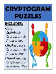 cryptogram puzzles by mz s teachers pay teachers