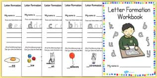 letter formation teaching resources ks1 handwriting page 1