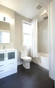 Gray Bathroom Cabinets Dark Gray Bathroomtile In Bathroom Bathroom Transitional With Dark