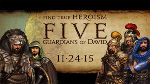 five guardians of david pc gameplay david and goliath youtube