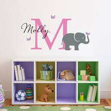 Elephant Room Decor 27 Modern Wall Decals And Custom Children Home Design And Interior