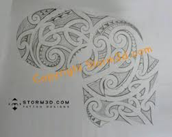 kirituhi shoulder and chest tattoo drawing the best tattoo designs