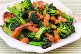 pork and broccoli stir fry with ginger and hoisin sauce kalyn u0027s
