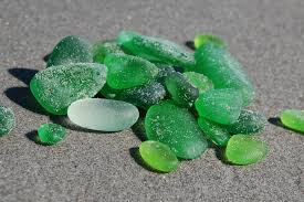 Where To Find Rock Candy Sea Glass Segment On Martha Stewart With Richard Lamotte Sea