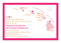destination wedding invitation wording invitation wording sles by invitationconsultants