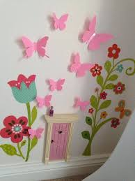 Best  Butterfly Room Ideas On Pinterest Butterfly Bedroom - Butterfly kids room