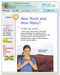 harcourt social studies curriculum for elementary