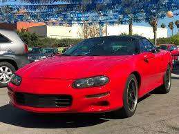 camaro z28 2001 2001 chevrolet camaro z28 2dr hatchback in corona ca