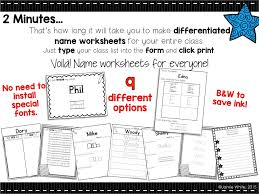 abc writing paper should children write their names with capital letters 0002