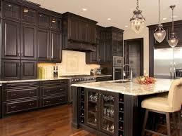 Kitchen Cabinets Black Kitchen Distressed Kitchen Cabinets And 16 Distressed Kitchen
