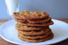 cape cod soft molasses cookies recipe king arthur flour