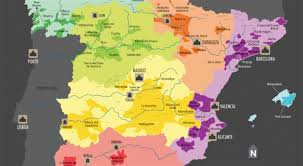 Italy Wine Regions Map by Spain Wine Region Map Discover Spain U0027s Wine Regions