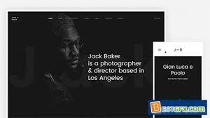 yootheme jack baker v1 9 joomla template free download ae