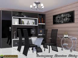 dining room modern contemporary luxurious igfusa org