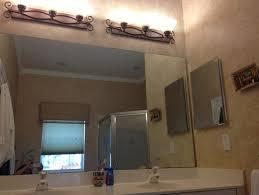 Frameless Bathroom Mirror Frameless Wall Mirror Large U2014 All About Home Design Frameless