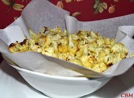 cuisine chou dans la cuisine de blanc manger chou fleur pop corn