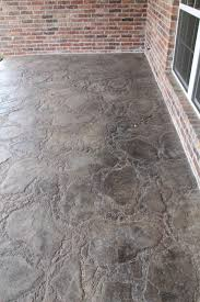 Flagstone Stamped Concrete Pictures by Stamped Concrete U2013 Concrete Perceptions Inc