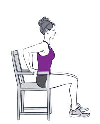 Armchair Aerobics Exercises 9 Exercises You Can Do While Sitting Down Prevention