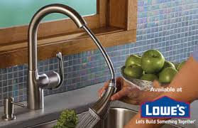 kitchen faucet at lowes kitchen sink faucets lowes home design ideas