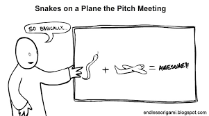 Snakes On A Plane Meme - snakes on a plane pitch meeting funny pictures pinterest