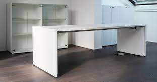 designer office desk excellent white office desks designer modern with regard to long
