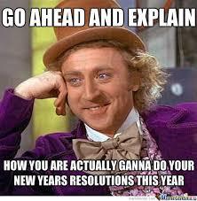 New Years Resolution Meme - new years resolution by soyjoy meme center