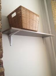 How To Hang Shelves by Hanging Shelves A Small Room Storage Necessity Hometalk