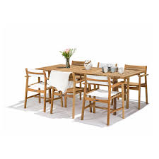 teak dining table seabold collection thos baker