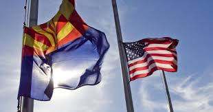 Flying The Flag At Half Staff Governor Ducey Orders State Flags At Half Staff For Fallen Vail