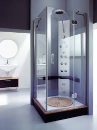 bathroom ideal corner shower stalls for small bathrooms corner