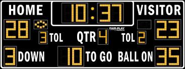 fb 8120 2 fair play scoreboards