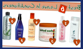 best leave in conditioner for relaxed hair best conditioner for afro hair sweet haircuts