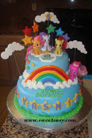 Birthday Cake Decoration Ideas At Home 166 Best My Little Pony Birthday Cake Images On Pinterest My