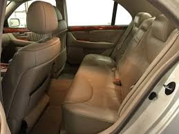 lexus ls430 leather seat covers 2002 lexus ls 430 luxury loaded city ok direct net auto