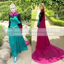 elsa costume aliexpress buy new women princess elsa costume