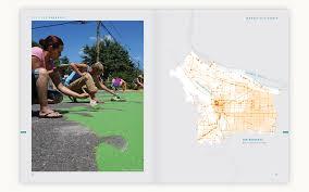 Portland Speed Map by Portland Progress Paste In Place