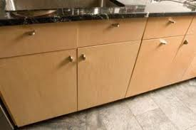 How To Build A Kitchen Cabinet Door How To Make A Kitchen Slab With A Cabinet Door Ehow