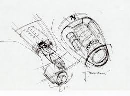 ferrari sketch ferrari design head flavio manzoni talks hublot and the importance