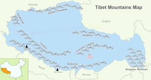 Where Is Portugal On The Map Where Is Tibet Where Is The Plateau Of Tibet Located On A Map