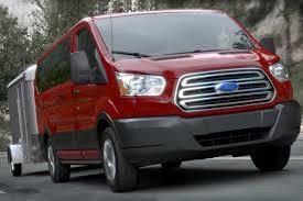 2017 ford transit cargo u0026 passenger van rated best fleet value
