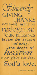 Thanksgiving Quotes Lds Photos Inspirational Quotes Giving Thanks Quotes Inspirations