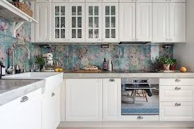 removable kitchen backsplash wallpaper backsplash fanabis