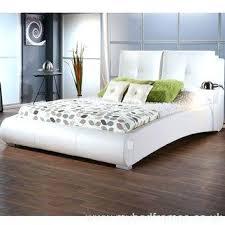 Faux Bed Frames Leather Bed Frame Dkkirova Org