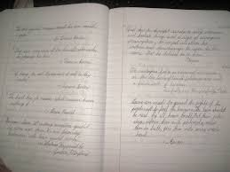 how to write an impression paper the commonplace book or copywork for older students charlotte