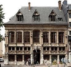 bureau de clerc bureau des finances de rouen wikipédia
