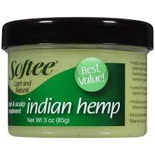 softee indian hemp hair u0026 scalp treatment 3 oz walmart com