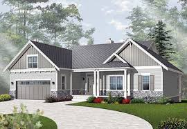 style ranch homes airy craftsman style ranch 21940dr architectural designs house